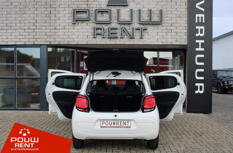 Citroen C1 Feel Edition pack comfort | Shortlease
