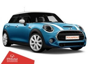 Pouw Rent Luxe 5 deurs MINI Cooper Categorie C