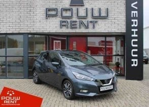 Pouw Rent Nissan Micra 5-deurs N-Connecta