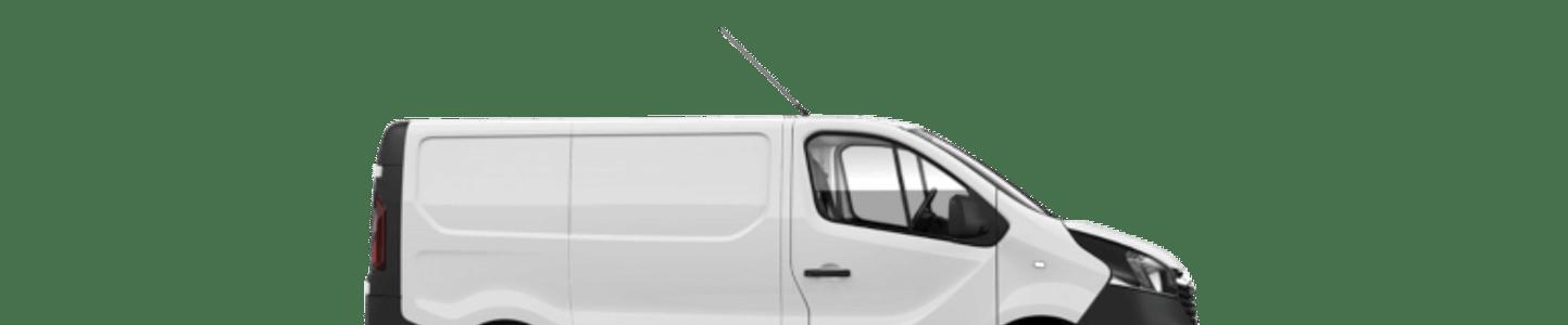 Opel Vivaro huren