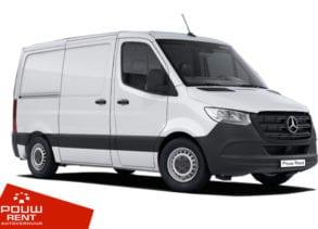 Pouw Rent Verhuisbus  7M³, geschikt voor 3 personen Categorie M