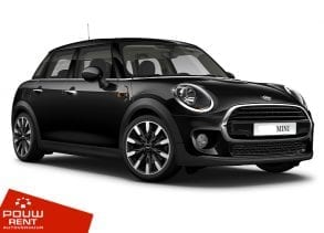Pouw Rent Luxe 5 deurs MINI Cooper Categorie C Mini
