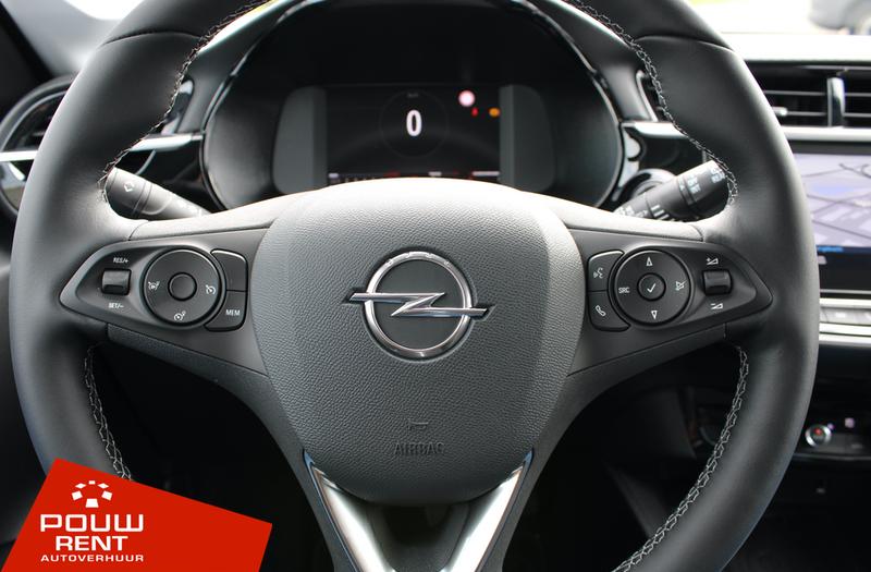 Opel Corsa 100pk GS-Line  |  Shortlease