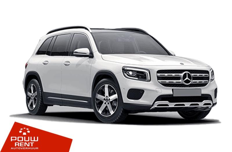 Pouw Rent Luxe en ruime 7-persoons SUV Automaat Categorie G7