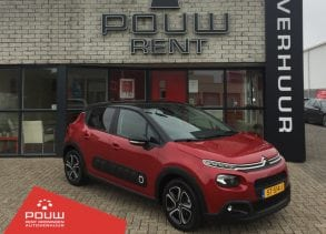 Pouw Rent Citroen C3 Feel edition