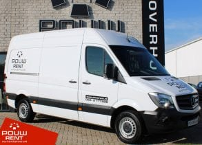 Pouw Rent Mercedes-Benz Sprinter L2 H2 313 2.2 CDI