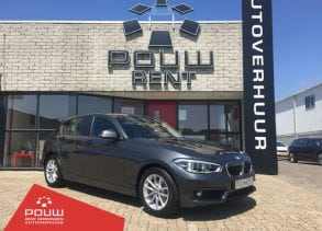 Pouw Rent BMW 1-serie 118i Business-Line benzine (Automaat)