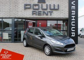 Pouw Rent Ford Fiësta 1.0 Ecoboost style