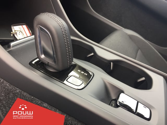 Ruime en zeer luxe auto met hoge instap