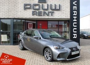 Pouw Rent Lexus IS300 Hybrid
