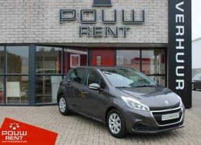 Pouw Rent Peugeot 208 5-deurs  Active