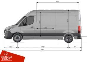 Mercedes-Benz Sprinter L2 H2 313 2.2 CDI