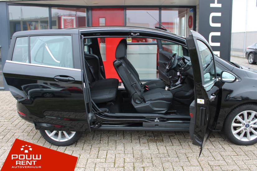 Ford B-Max 1.0 Ecoboost (hoge instap, luxe uitvoering)