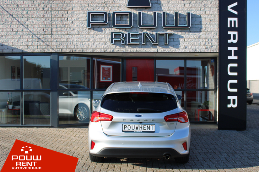 Ford Focus 5 deurs hatchback 1.0 Ecoboost 125 PK Titanium Business edition