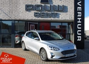 Pouw Rent Ford Focus 5 deurs hatchback 1.0 Ecoboost 125 PK Titanium Business edition