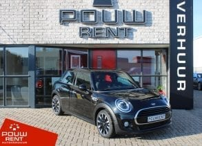 Pouw Rent Mini Cooper 5 deurs Chilli