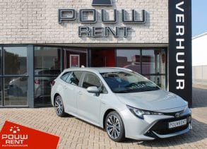 Pouw Rent Toyota Corolla Station Hybrid Automaat