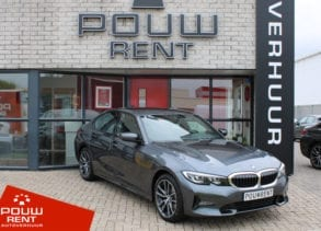 Pouw Rent BMW 3 serie 320i automaat (model 2019)
