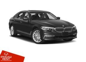 Pouw Rent Premium luxe limousine automaat Categorie F