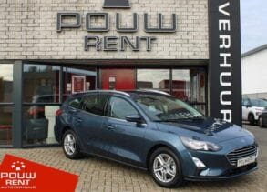 Pouw Rent Ford Focus Wagon Trend Business edition