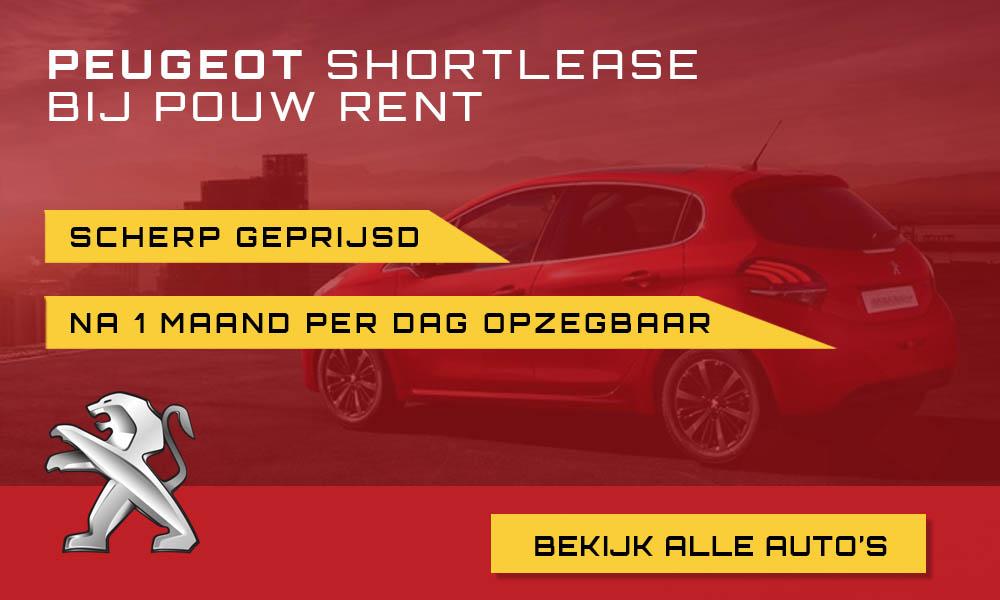 Peugeot Shortlease