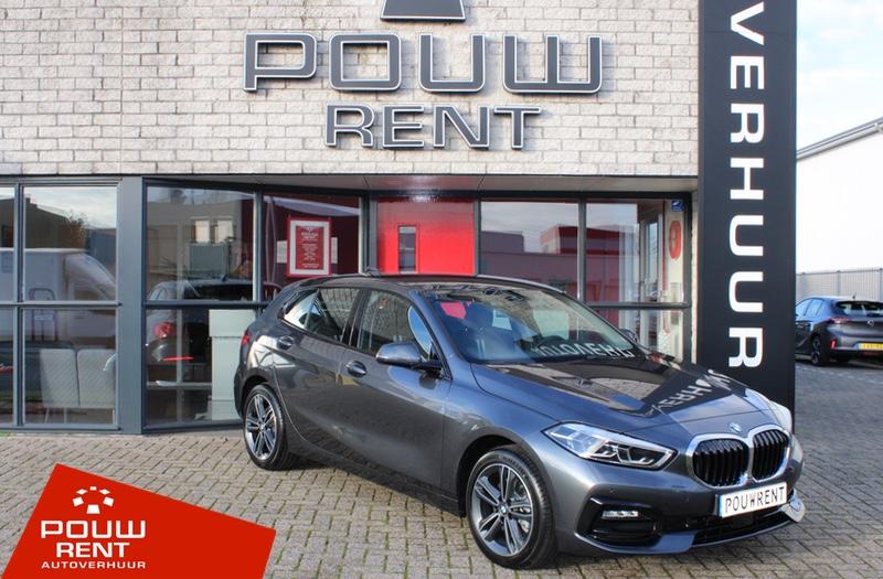 Pouw Rent BMW 1-serie 118i Automaat Categorie D