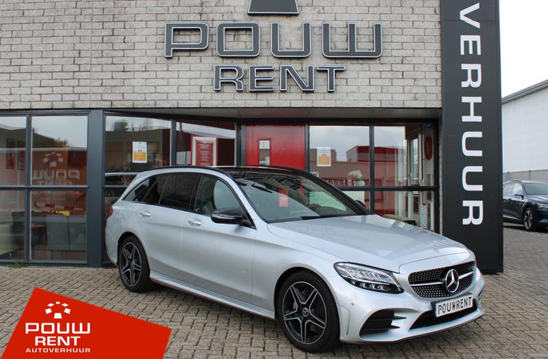 Pouw Rent Mercedes-Benz C-Klasse Estate AMG Styling Automaat Categorie E